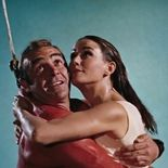 photo, Sean Connery, Claudine Auger