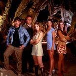 photo, Buffy contre les vampires, Sarah Michelle Gellar, Alyson Hannigan, Nicholas Brendon, Charisma Carpenter, Anthony Stewart Head