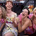 photo, Sarah Jessica Parker, Kristin Davis, Cynthia Nixon, Kim Cattrall