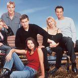 photo, James Van Der Beek, Katie Holmes, Joshua Jackson, Michelle Williams