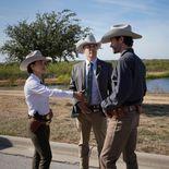 photo, Jared Padalecki, Coby Bell, Lindsey Morgan