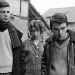 photo, Bernadette Lafont, Gérard Blain, Jean-Claude Brialy