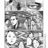 Planche 2, Junji Ito, Osamu Dazai