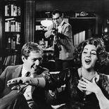 photo, Elizabeth Taylor, Richard Burton, George Segal