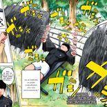 Planche 1, Hajime Komoto