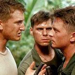Photo Sean Penn, Don Harvey, Michael J. Fox