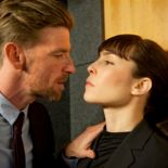 photo, Paul Anderson, Noomi Rapace