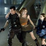 photo, Milla Jovovich, Oded Fehr