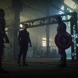 photo, Anthony Mackie, Sebastian Stan, Wyatt Russell