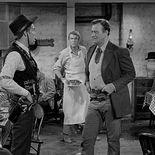 photo, Lee Marvin, James Stewart, John Wayne