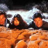 photo, Teri Hatcher, Sylvester Stallone, Kurt Russell