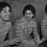 Photo Eddy Galland, Robert Shafran, et David Kellmann