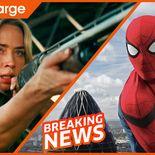et Friends cartonnent le box-office, Spider-Man : No Way Home a envie de multivers