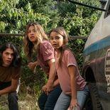 photo, Gina Rodriguez, Lucius Hoyos, Ariana Greenblatt