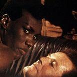 photo, Grace Jones, Roger Moore