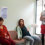 photo, Alison Wheeler, Liliane Rovère, Tom Leeb