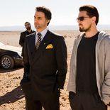 photo, Mark Strong, Leonardo DiCaprio