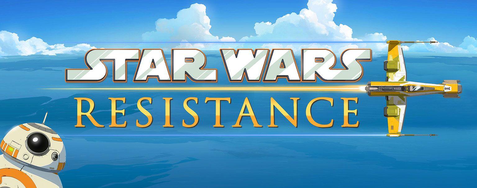 Star Wars Resistance la prochaine série animée se dévoile dans une première bande-annonce - Actualité Série