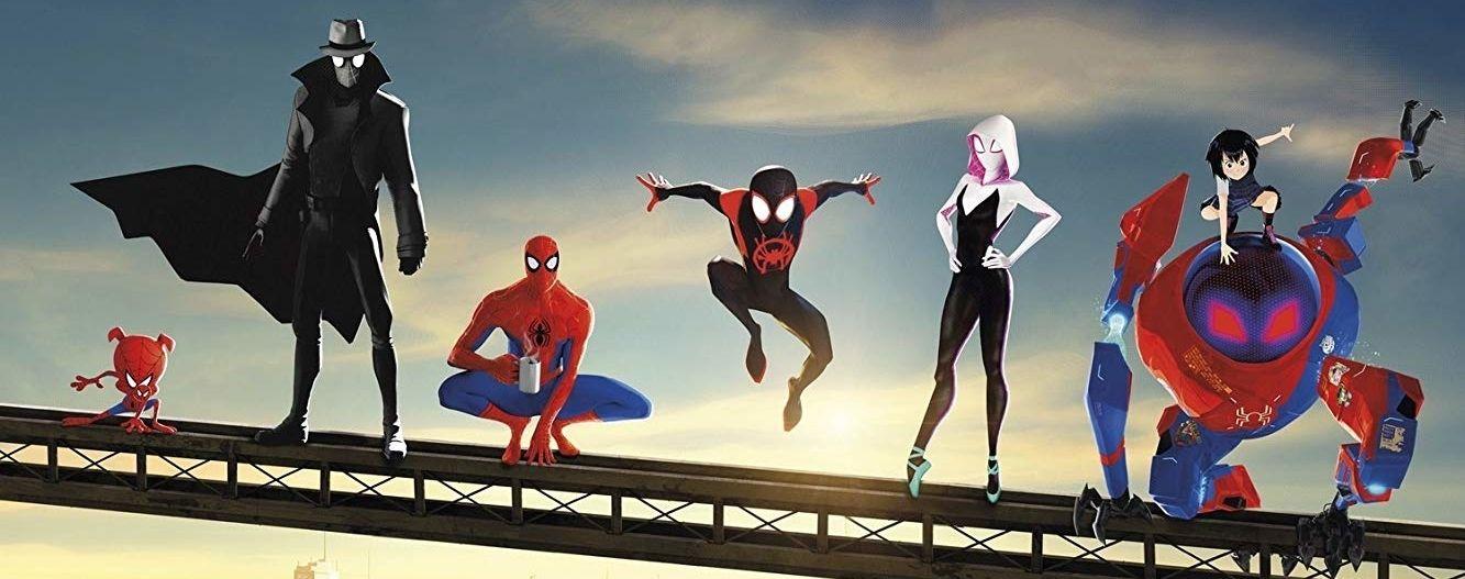 Spider-Man : New Generation présente les héros au-delà des dimensions dans des affiches acidulées