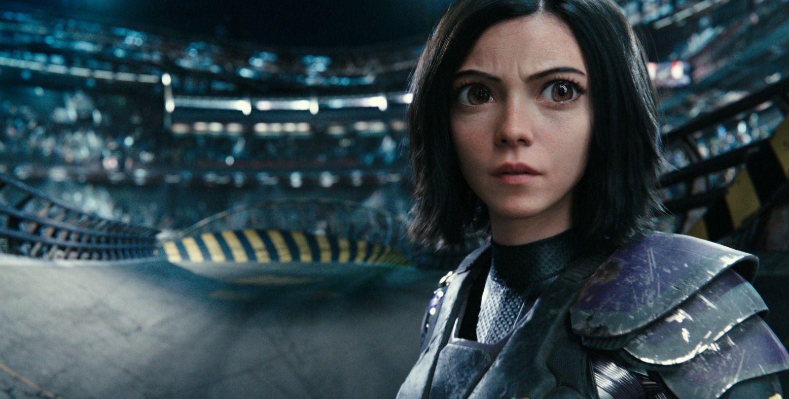 Alita : Battle Angel - nouvelle bande-annonce spectaculaire, avec enfin le fameux Motorball