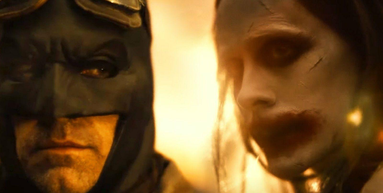 Justice League : le Joker et Batman, alliés dans le Snyder Cut ? - ÉcranLarge.com