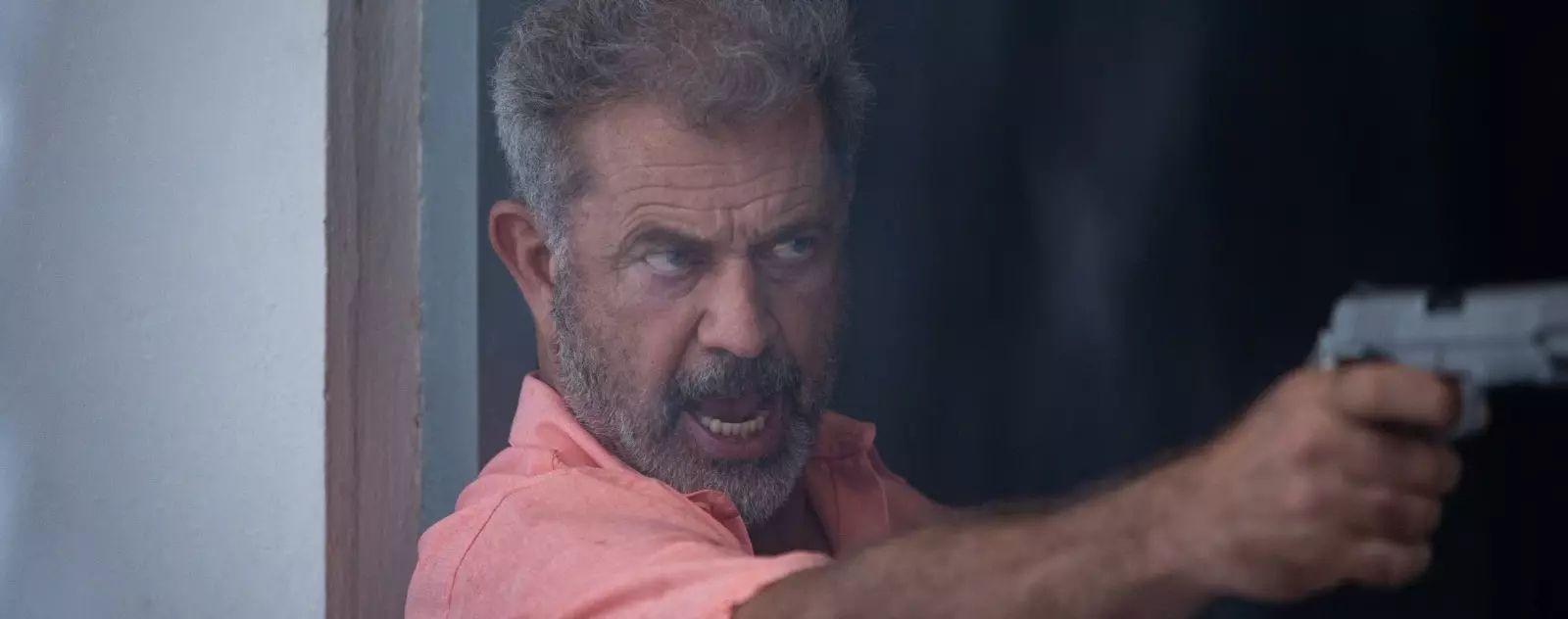 Force of Nature : Mel Gibson rejoue Die Hard en pleine tempête sur Amazon - ÉcranLarge.com