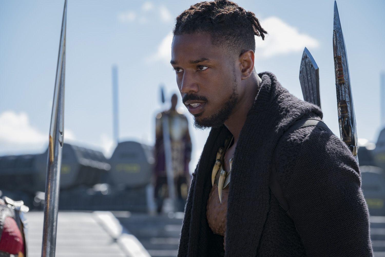 San Francisco 12925 29a19 Black Panther : Michael B. Jordan s'est rué sur le film ...