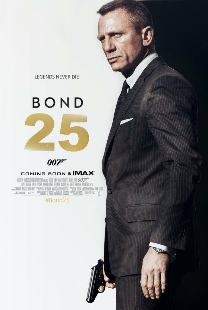 James Bond Neuer Teil