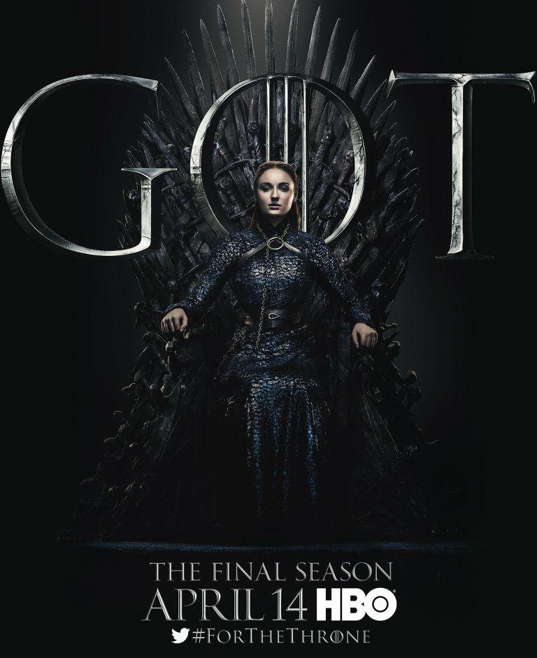 Game Of Thrones Sophie Turner Est Tres Contente Du Destin