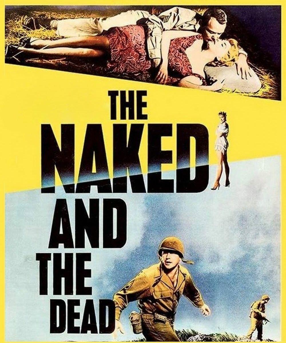 Les nus et les morts : Le film