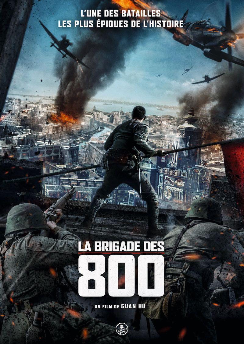 La brigade des 800 - affiche
