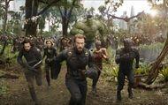 """Avengers : Infinity War : Spot TV """"Big Game"""" VOST"""