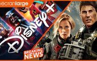 Disney+ : tremble, TF1 mange M6, Edge of tomorrow 2 s'écroule, et si on retournait au cinéma ?