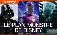 Disney : craque : overdose de Star Wars et Marvel, le retour d'Alien, Disney+
