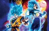 Dragon Ball Super : Broly : Bande-annonce VOSTFR