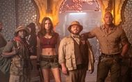 Jumanji : The Next Level : Bande-annonce VO