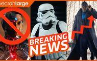 Ray Fisher : Star Wars se marvellise, Cyborg débranché par Warner, Lupin cartonne aux USA, Lupin - Dans l'ombre d'Arsène