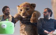 Le Roi Lion : Réaction à chaud Ecran Large