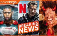 Man of Steel : Vidéo , Arnold Schwarzenegger