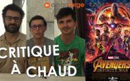 Avengers : Infinity War : Critique à chaud