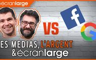 Netflix : Facebook, Google VS Ecran Large