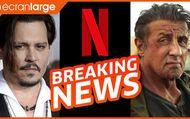 Netflix : rend l'argent, les cinémas sauvés, Depp définitivement remplacé et bientôt Rambo 6 ?