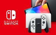 """Nintendo Switch : Bande-annonce """"Présentation du modèle OLED"""""""