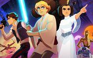 Star Wars : Galaxy of Adventures : Vidéo Bande-Annonce - VO