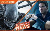 The Tomorrow War : et sa bande-annonce flinguée, des concept-arts d'Alien 5, Netflix vs la loi française