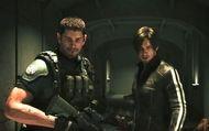 "Resident Evil : Vendetta : Clip ""Zombie Corridor"" VO"