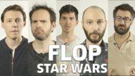 Les pires scènes de la saga Star Wars pour la rédaction