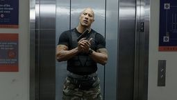 photo, Dwayne Johnson