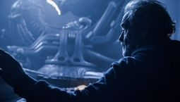 Photo Space Jockey Ridley Scott