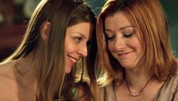 photo, Buffy contre les vampires, Alyson Hannigan